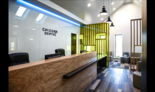 Galgorm Dental Reception