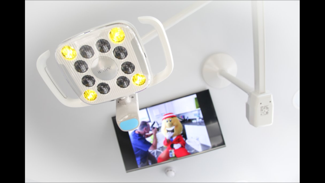 Galgorm Dental image of on roof screen